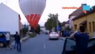 ROZDALI JSME 20.000 KORUN!První místo získal balon, který přistál na návsi!