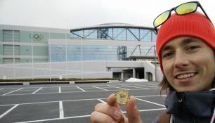 TADY SE PŘEPSALY DĚJINY ČESKA! Reportér navštívil zimní stadion v Naganu!
