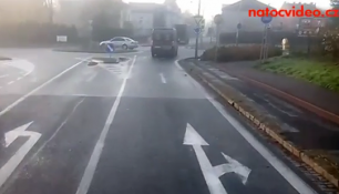 VIDEO DNE: V Ostravě se jezdí na kruháči doleva!