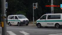 POLICEJNÍ MANÉVRY V OSTRAVĚ! Park obklíčen, na místě i vrtulník!