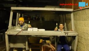 VIDEO DNE: Pod vlivem se projeli v Tatře! A ještě se při tom natočili!