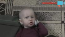 VIDEO DNE: Ta má vyřídilku a teprve oslavila první narozeniny!