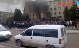 Napětí na Ukrajině stoupá, demonstruje se i mimo Kyjev
