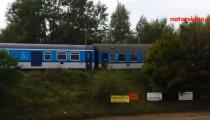 V Plzni vykolejil osobní vlak. Místo bylo zajištěno techniky!