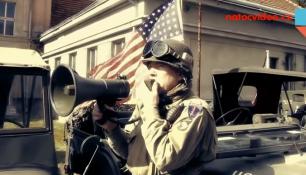 PĚT NEJLEPŠÍCH VIDEÍ AMERICKÝCH DRAGOUNŮ! Vojáky vítalo celé Česko!